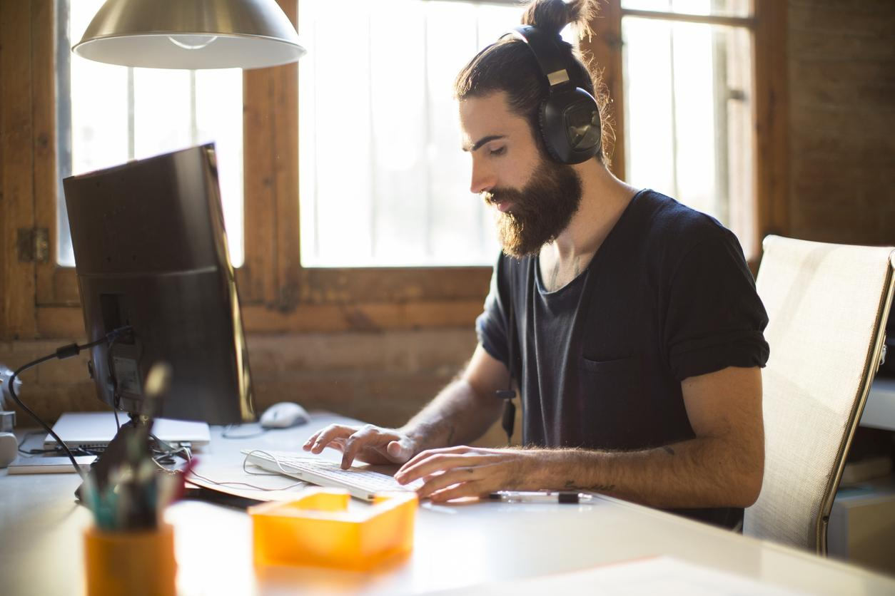 hipster-at-work